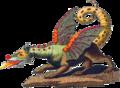 Friedrich-Johann-Justin-Bertuch Mythical-Creature-Dragon 1806-détouré.png