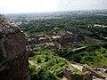 From The Top Of Golkonda Fort.jpg