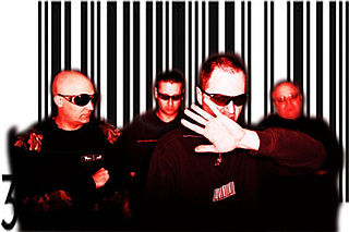 Front 242 Belgian electronic music group
