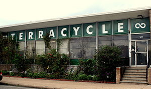 TerraCycle - The front of TerraCycle's headquarters.