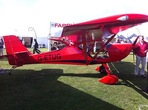 G-ETUG Aeropro Eurofox (9670367197)
