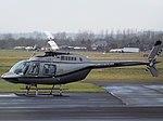 G-REMH Bell Jet Ranger 206 Helicopter Flightpath Ltd (31437059911).jpg