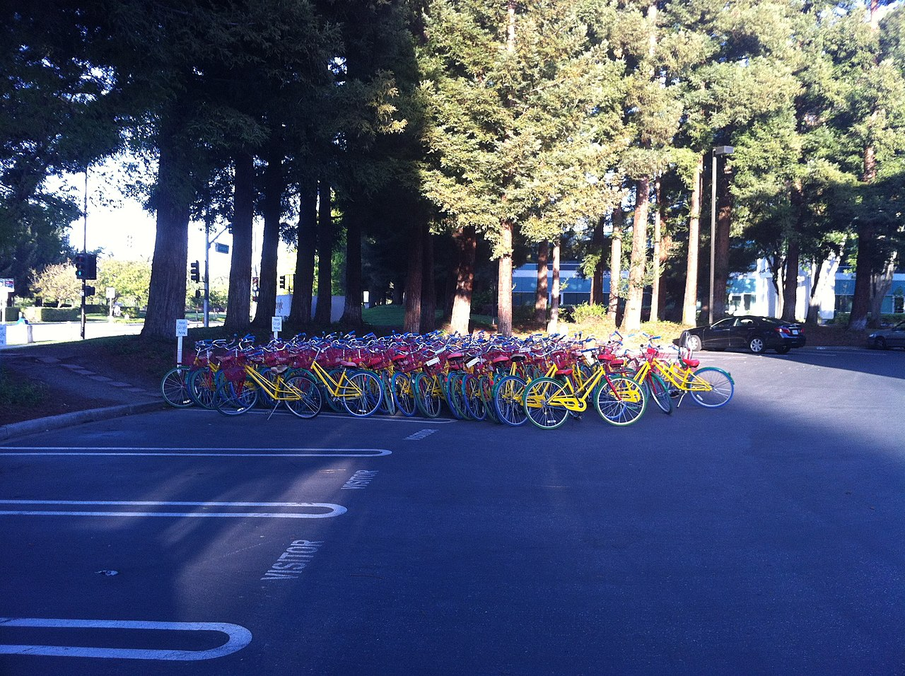 Gaggle Of Google Bikes - panoramio.jpg