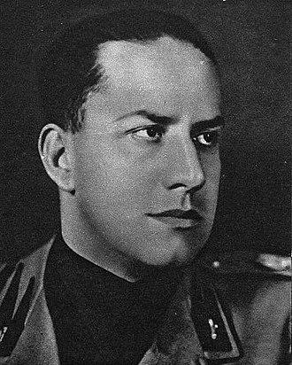 Galeazzo Ciano - Image: Galeazzo Ciano ( 1939)