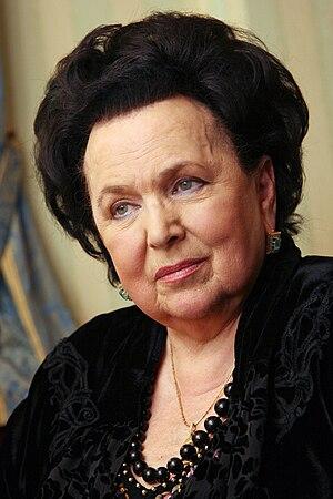 Vishnevskaya, Galina (1926-)