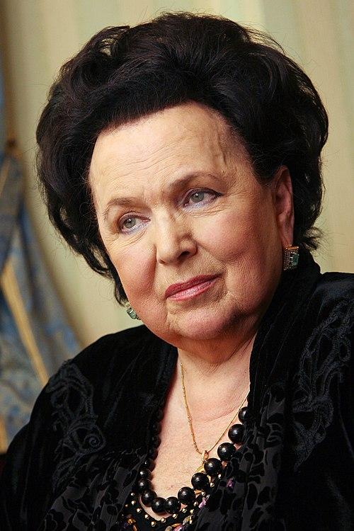 Галина Вишневская биография фото ее семья и дети