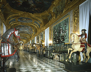 Royal Armoury of Turin - Galleria Beaumont