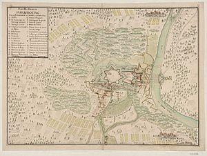 フィリップスブルク包囲戦 (1688年) - Wikipedia