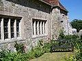 Garden, All Saints Church, Dibden - geograph.org.uk - 868165.jpg