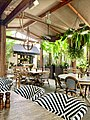 Garden at Hunter & Scout Café, Graceville, Queensland.jpg