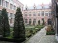 Garden of Museum Plantin Moretus, Antwerp, Belgium - panoramio.jpg