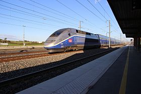 image illustrative de l'article Gare de Meuse TGV