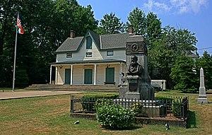 Antonio Meucci - Garibaldi–Meucci House on Staten Island