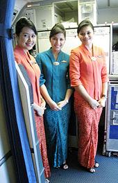 Flight attendant - Wikipedia
