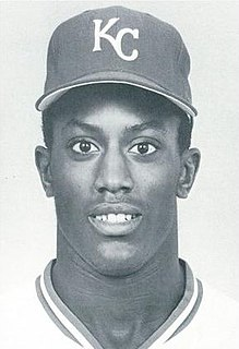 Gary Thurman American baseball player