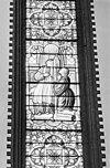gebrandschilderd raam in koor - beers - 20029604 - rce