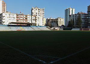 Gençlik Stadium - Image: Gençlik Stadium