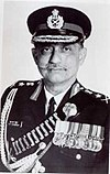 Shankar Roy Chowdhary, PVSM, ADC