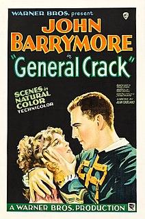 <i>General Crack</i> 1930 film by Alan Crosland