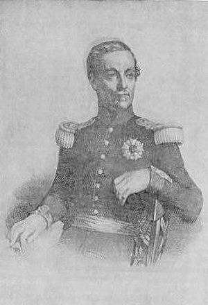 Nicolas Anne Théodule Changarnier - General Changarnier