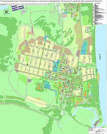 Константиновский (Ярославская область) — Википедия