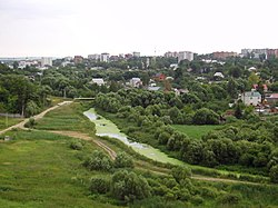 View of Kursk
