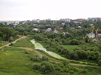 Kursk - View of Kursk