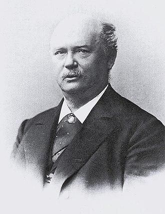 Georg von Siemens - Georg von Siemens (1895)