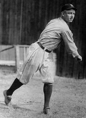George Cunningham (baseball) - Image: George Cunningham Tigers