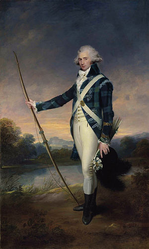 William Beechey - George Douglas, 16th Earl of Morton