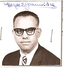 George Joannides in 1963