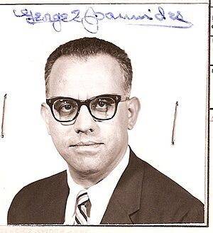 George Joannides - George Joannides in 1963