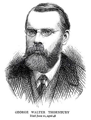 George Walter Thornbury - George Walter Thornbury