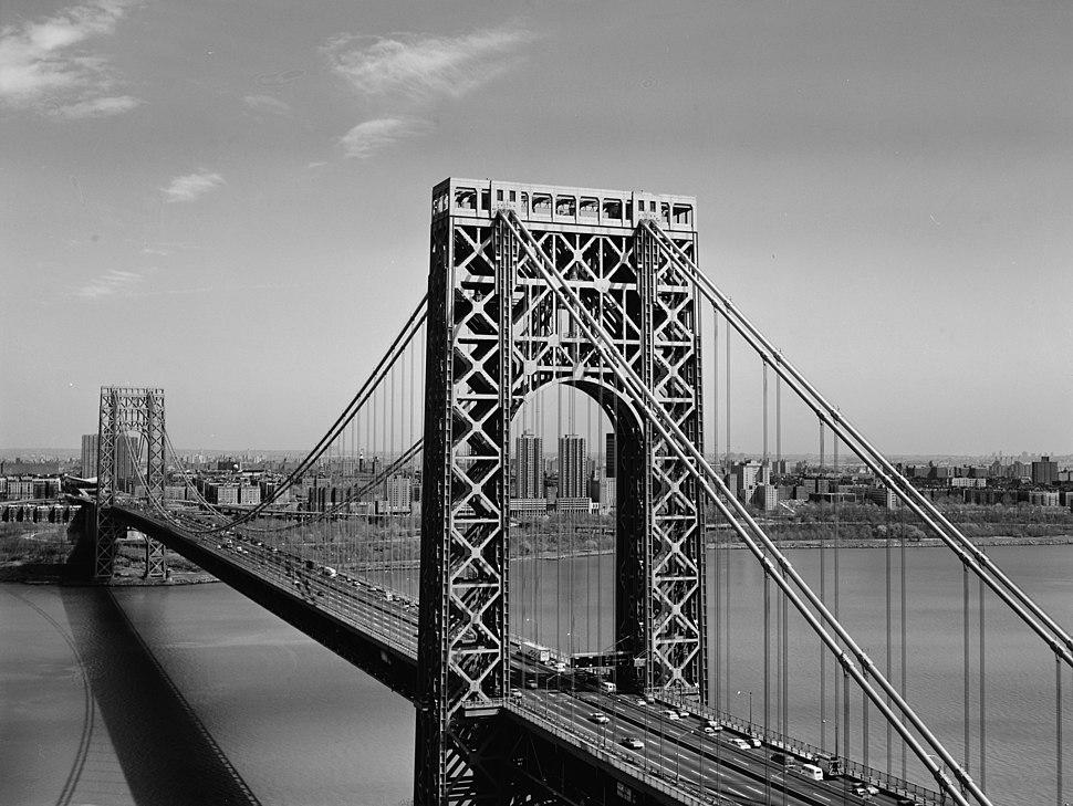 George Washington Bridge, HAER NY-129-8
