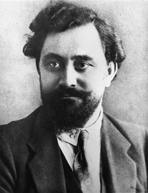 Georgi Dimitrov - Georgi Dimitrov as a young man