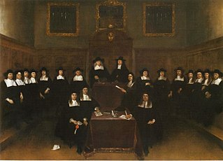 Portrait of the Magistrates of Deventer