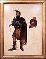 Gerolamo induno, studi di soldati della forza di spedizione alleata in crimea, 1855-57, 04.jpg