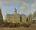 Gerrit Adriaensz. Berckheyde - Het stadhuis op de Dam - SA 7454 - Amsterdam Museum.jpg