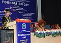 Ghulam Nabi Azad addressing at the Foundation Day Celebrations of the Post Graduate Institute of Medical Education & Research, Dr. RML Hospital, New Delhi, in New Delhi on March 05, 2013.jpg