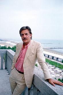 Giancarlo Giannini alla 49ª Mostra internazionale d'arte cinematografica di Venezia (1992)
