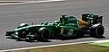 Giedo van der Garde Caterham 2013 Silverstone F1 Test 006.jpg