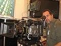Gilberto Aviña Gomez filmando con una panavision.jpg