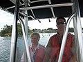 Ginny tours Crystal River.jpg