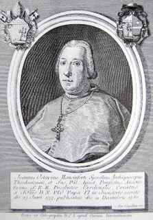 Giovanni Ottavio Manciforte Sperelli Italian cardinal