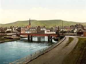 Girvan - Girvan, Scotland, 1890s