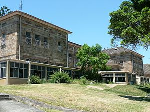 Gladesville Mental Hospital - Image: Gladesville 11