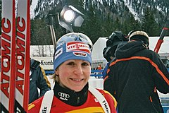 Martina Beck (Antholz 2006)