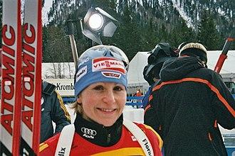 Martina Beck - Image: Glagow 2006