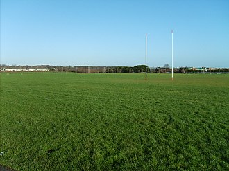Palmerstown - Glenaulin Park, adjacent to St. Patrick's GAA Club and home to many local sports fixtures