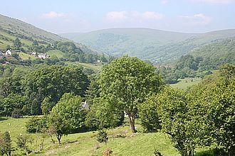 County Antrim - The famed Glens of Antrim at Glendun